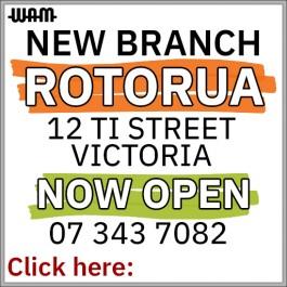 New Branch - Rotorua