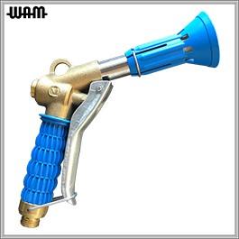 Spray Gun With Sprinkle Guard