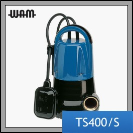 Hand-Carry Submersible Drainage Pump - 230V