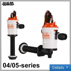 12V Bilge Pump