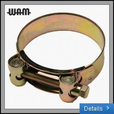 W1 Zinc Super Clamps