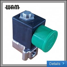 2 Way Direct Acting Solenoid Valve – Stainless Steel