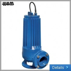 Submersible Sewage Pump - 400V