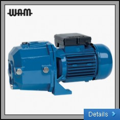 Selfpriming Pump - Deep Suction