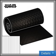Corrugated Fine Rubber Sheet