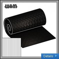 Corrugated Ultra Fine Rubber Sheet