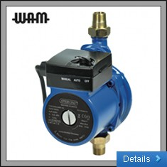 Circulating Booster Pump