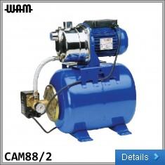230V Self-priming Jet Water Pump with 25L Pressure Tank