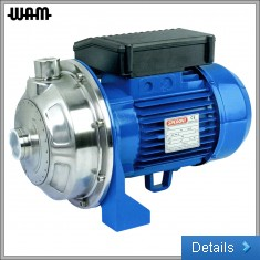 Single Impeller Centrifugal Pump - SS