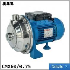 230V SS Single-Impellor Centrifugal Pump