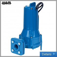 Cutting Submersible Pump - 230V