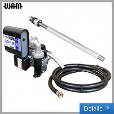 Drum Tech Pump (60LPM) - 240V