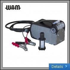 Electric Pumps: 12/24/240V