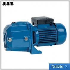 Deep Suction Self Priming Pump - 230V
