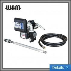 Drum Pump 60LPM - 240v
