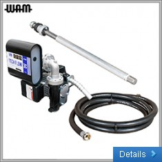 Drum Tech Pump (40LPM) - 24V