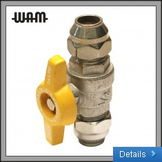Flared Gas Ball Valve