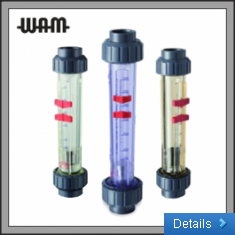 Flow Meters - 6 Bar