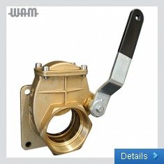 Lever Gate Valve With Flange