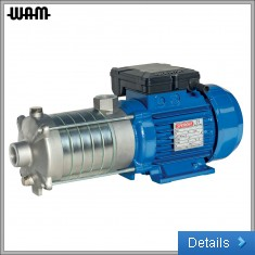 Horizontal Multi-stage Pump - 230V