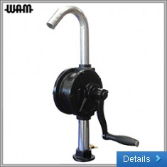 Alloy Rotary Hand Pump