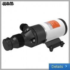 Macerator Pump (45LPM) - 12/24V