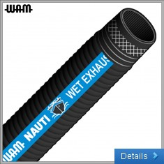 'Nauti' Marine Wet Exhaust Hose