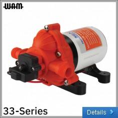 33-Series 12V Diaphragm Pump