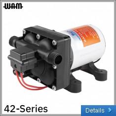42-Series 24V Diaphragm Pump