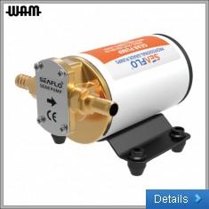 12V 3.2GPM Gear Pump