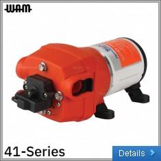 41-Series 12V Diaphragm Pump