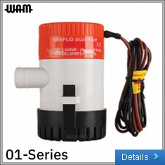 01-Series 12V Bilge Pump