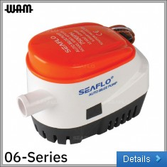 06-Series 12V Automatic Bilge Pump