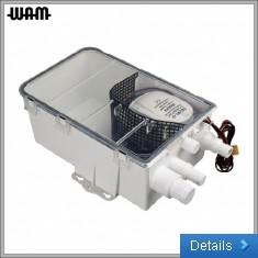 12V Shower Sump Pump