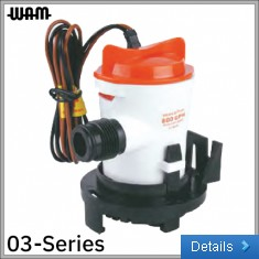 03-Series 12V Bilge Pump
