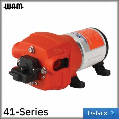 41-Series 24V Diaphragm Pump