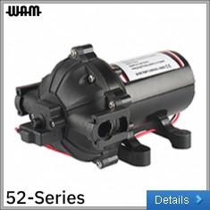 52-Series 24V Diaphragm Pump