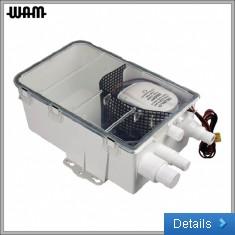 24V Shower Sump Pump