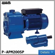 230V Deep-Suction Self-Priming Pump