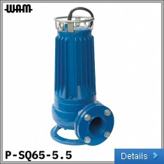 230V Submersible Sewage Pump