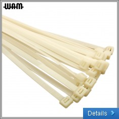 Cable Ties - Natural (White)