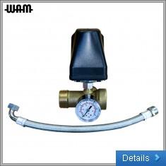 Pressure Tank Accessories