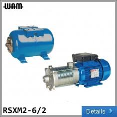 230 Horizontal Multi-Stage Pump With 25L Pressure Tank