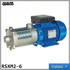 230V Horizontal Multi-Stage Pump