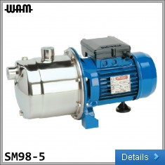 Centrifugal Self-Priming Multi-Impeller Pump