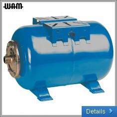 25L Membrane Pressure Tank