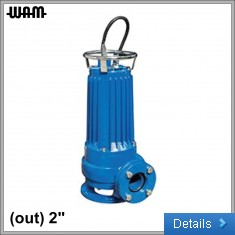 3PH Submersible Sewage Pump