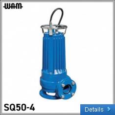 3PH Submersible Sewage Pump