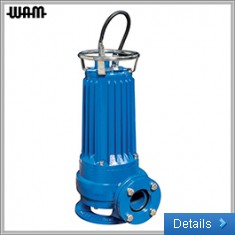 Submersible Sewage Pump - 230V