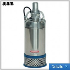 Submersible Drainage Pump - 230V